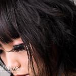Asian-Shy-Woman-Black-Hair