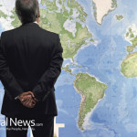 Business-Man-Thinking-World-Global-Map