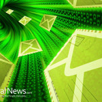 Electronic-Mail-Green