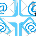 Four-Email-Envelopes