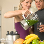 Healthy-Drink-Fruit-Smoothie-Man-Woman-Blender-Juicer
