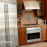 Kitchen-Fridge-Stove-Oven-Cabinets-Wine-Chiller-Remodel