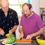Men-Preparing-Fruit-Vegetables-Kitchen