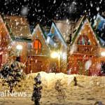 Night-Christmas-Snow