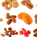 Nuts-Berries-Dried-Clipping-Path