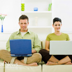 People-Couple-Couch-Sofa-Laptop-Computer
