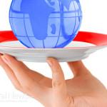 Serve-Plate-World-Globe-Holding