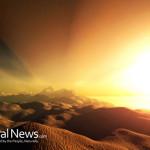 Sunrise-Sunset-Desert-Barren