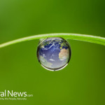 Water-Drop-Earth-Environment