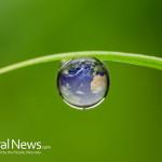 Water-Drop-Earth-Environment
