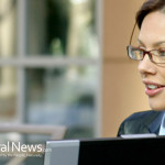 Woman-Glasses-Computer-Business