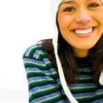Woman-Smile-Happy-Winter-Clothes