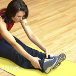 Woman-Stretch-Mat-Yoga-Studio