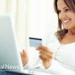 Woman-Using-Credit-Card-Online-Shopping