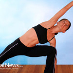 Woman-Yoga-Stretch-Studio-Pose