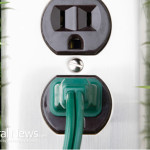 Electrical-Outlet-In-Grass-With-Power-Cord-Green-Energy