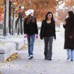 Friend-Walking-Street-Fall-Autumn
