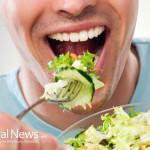 Happy-Man-Eating-Salad