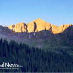 Man-Mountain-Nature-Sunset
