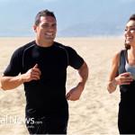 Man-Woman-Couple-Running-Beach-Sand