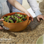 Woman-Man-Prepare-Salad-Kitchen