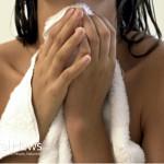 Woman-Towel-Shower-Skin
